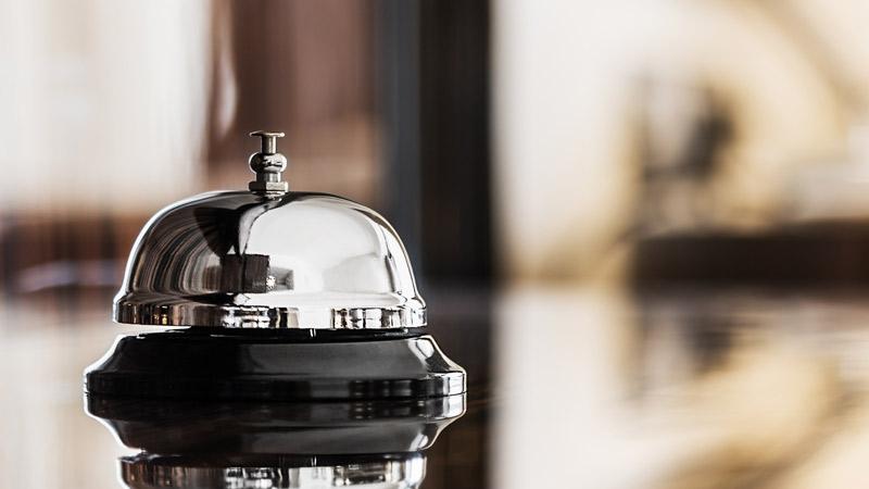 5-Star service bell